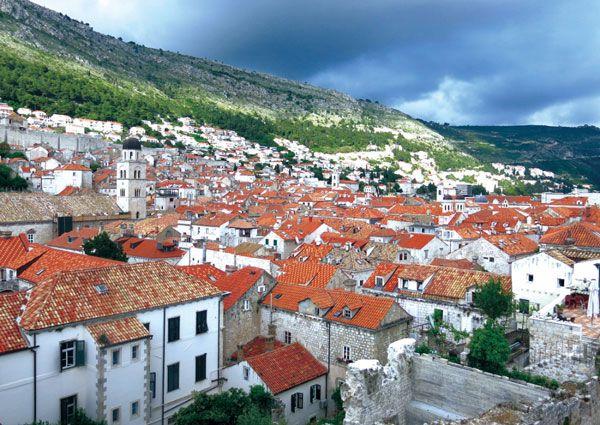 [Time Travel   크로아티아  두브로브니크]취재  성은주       The Hottest Cities in Media  크로아티아  두브로브니크   바다 위에 떠 있는 예쁜 성처럼 보이는 두브로브니크는 크로아티아 최남단에 위치…
