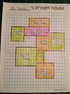 Dream House: An Additive Area Project (3rd Grade Common Core)