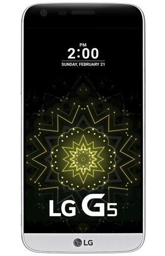 Telefoons Vergelijken - LG G5 vs Apple iPhone 6S Plus