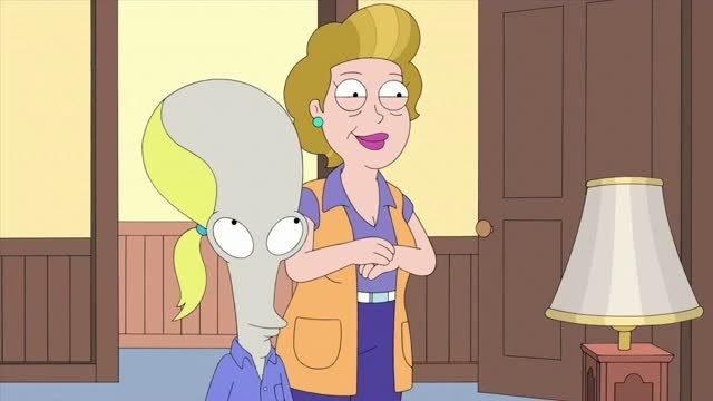 American Dad - Episode 8.04 - American Stepdad - Sneak Peek 2