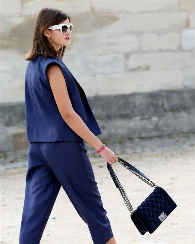 2015 Sokak Modası Çantaları /18 - Moda - Mahmure Foto Galeri