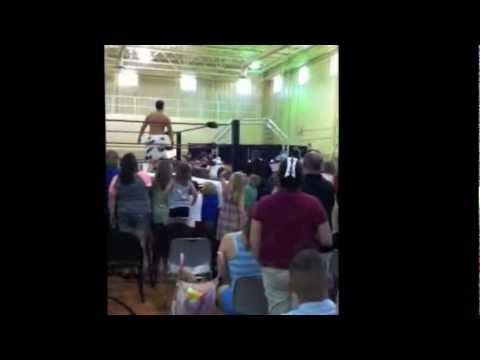 Pro Wrestling School Fundraiser-Must See!!!  So Fun!!!