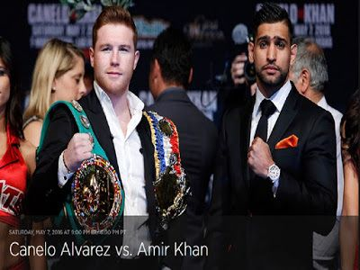 "HBO Boxing returns to pay-per-view (PPV) this Saturday night (May 7, 2016) inside T-Mobile Arena in Las Vegas, Nevada, when beloved Mexican icon Saul ""Canelo"" Alvarez collides with Engl…"
