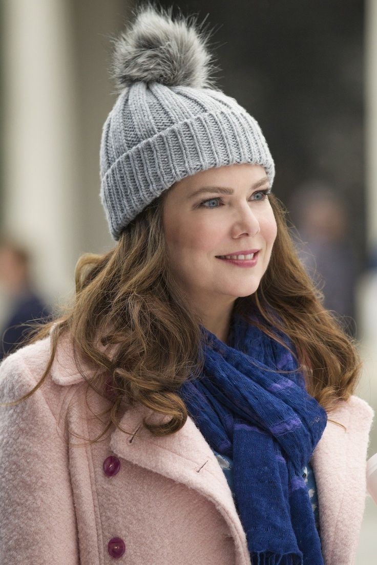"""""""Everything's magical when it snows!"""" —Lorelai Gilmore, probably. 