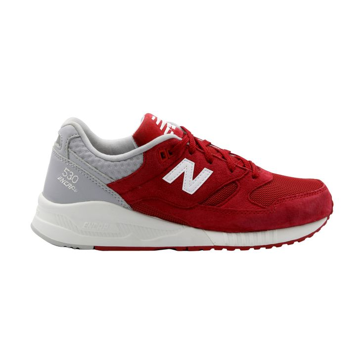 New Balance - Men's 530 Suede Fashion Sneakers