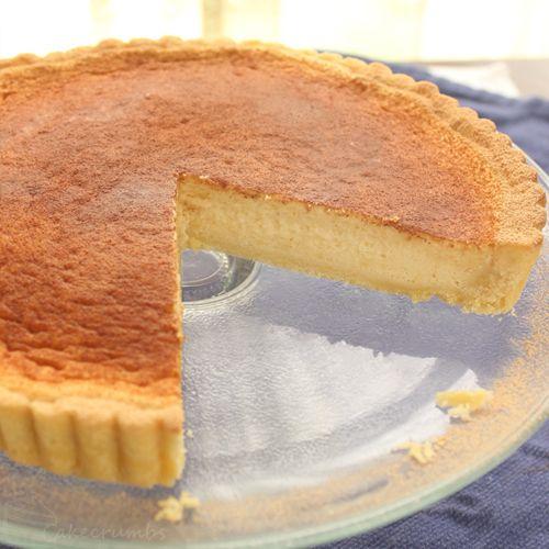 Cakecrumb's Milk Tart