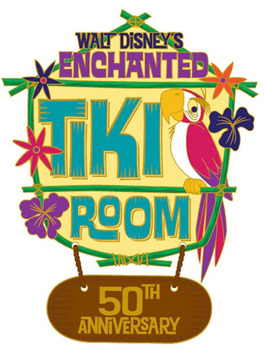 Walt Disney's Enchanted Tiki Room 50th Anniversary Event at the Disneyland Resort