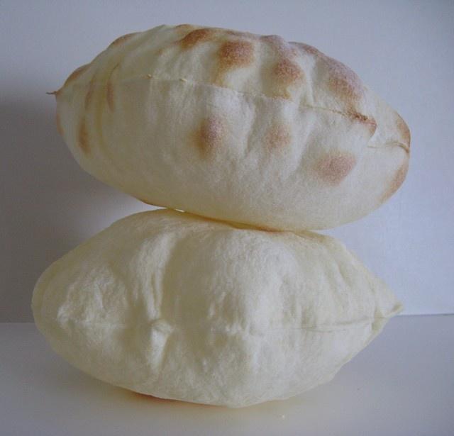 Хлебные Тарелки под Салаты - Ричард Бертинет (Ришар Бертине) - напоминание о рецепте