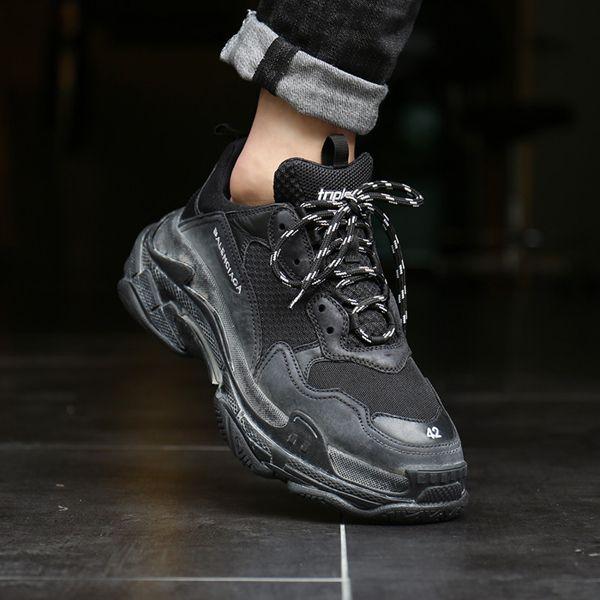 新作 バレンシアガ トリプルs コピー☆Triple S Sneakers 483547 W06E1 1000 バレンシアガ トリプルs
