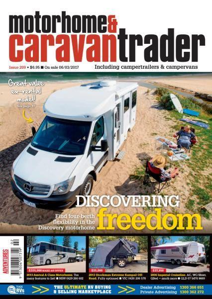 Motorhome & Caravan Trader - Issue 209 2017