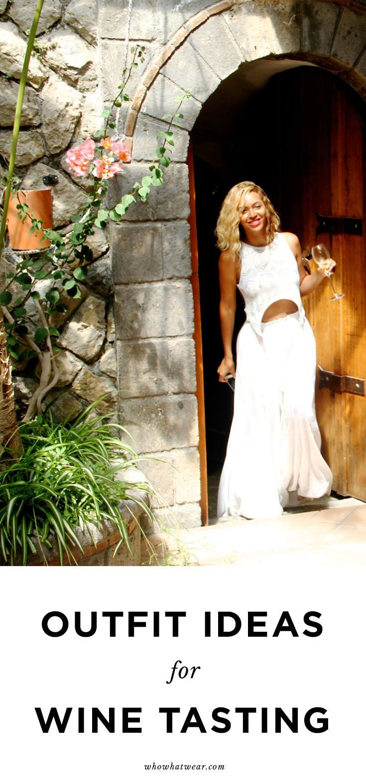 going wine tasting anytime soon here are 3 outfit ideas to try - Napa Styles