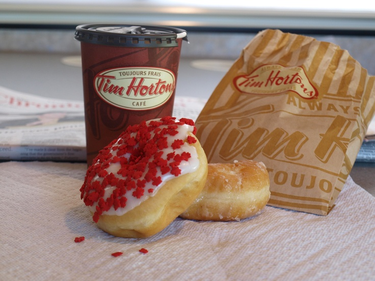 11 things you didn't know about Tim Hortons