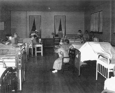 institutionalization and deinstitutionalization Deinstitutionalization was created in the 1960s to move institutionalized people  to private care instead of care run by the state this lesson.