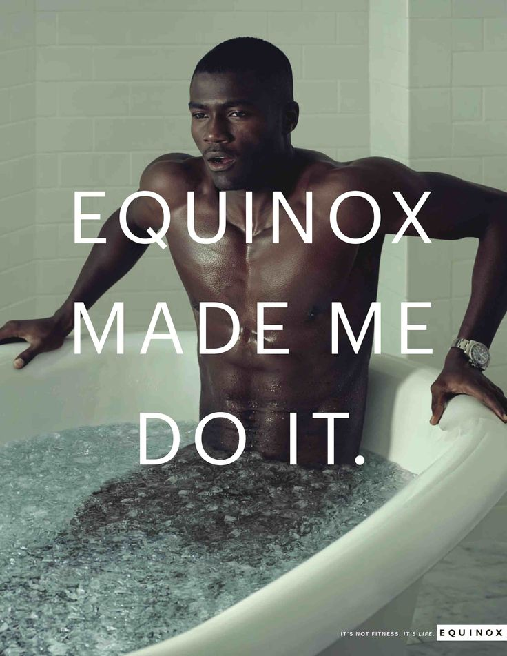 Fitness club Equinox looks to spring into 2014 with ad campaign by Wieden + Kennedy