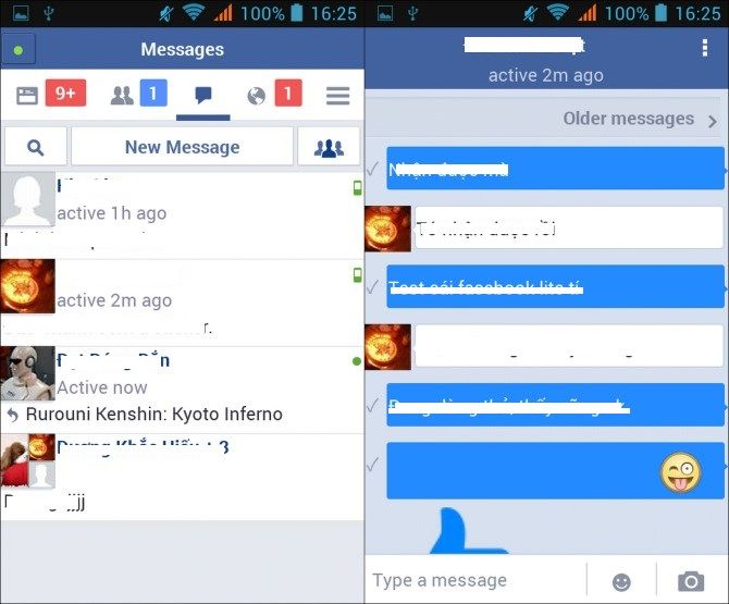 facebook lite apk dirancang dengan antarmuka yang sederhana. Aplikasi facebook lite adalah aplikasi jejaring sosial yang tidak begitu rumit, pengguna dapat berhasil menggunakannya dari pertama kali akses...