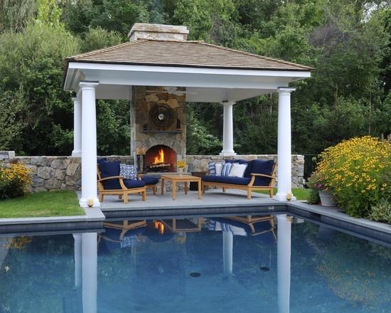 Best 25+ Backyard cabana ideas on Pinterest | Tree forts, Tree ...
