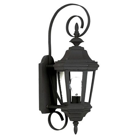 Erickson 1 light outdoor sconce