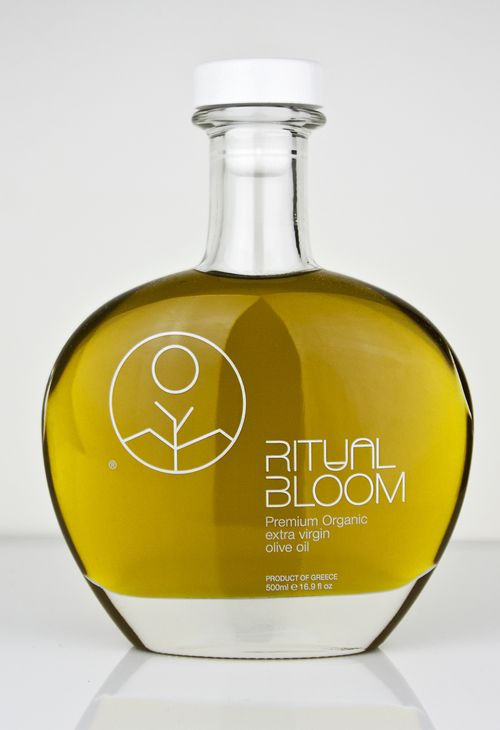 Panos Nikolaou - Ritual Bloom Olive Oil — World Packaging Design Society / 世界包裝設計社會 / Sociedad Mundial de Diseño de Empaques