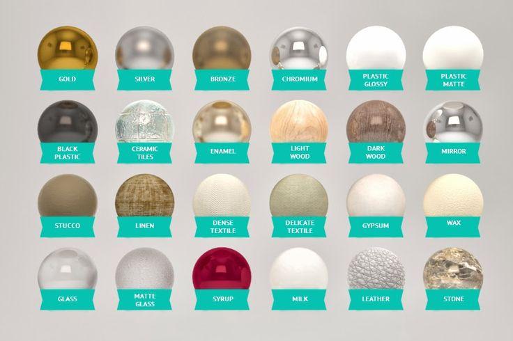 Corona render Material Library free download Design & Visualization. Marianna Sazina: Corona material library