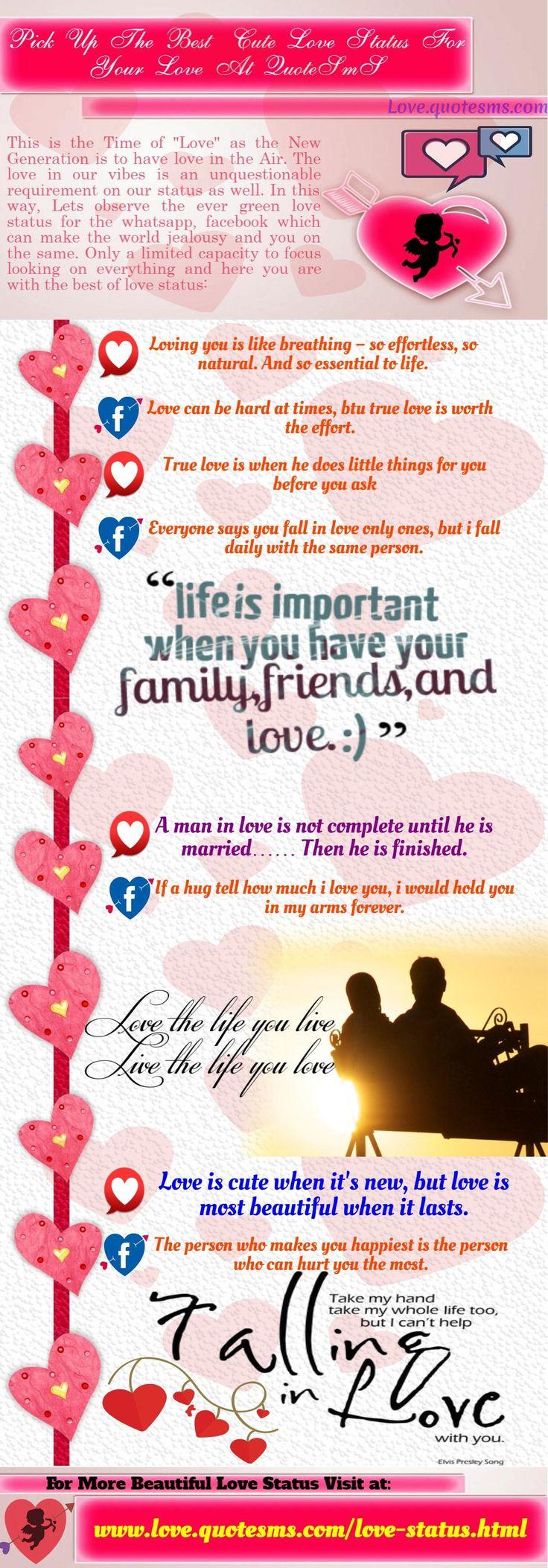 Best Love #Status - #Love #Quotes