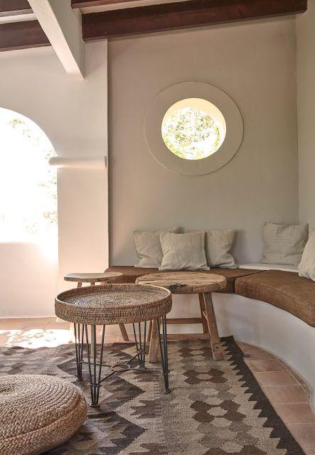 decordemon: La Granja Ibiza, A members-only retreat with a rustic…