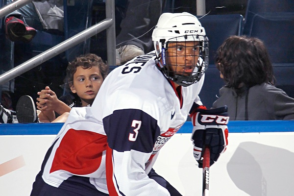 Seth Jones of the Portland Winterhawks (coming soon to the NHL)