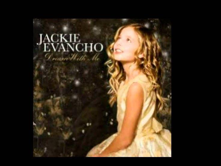 "Jackie Evancho - ""Mi Mancherai"" HD"