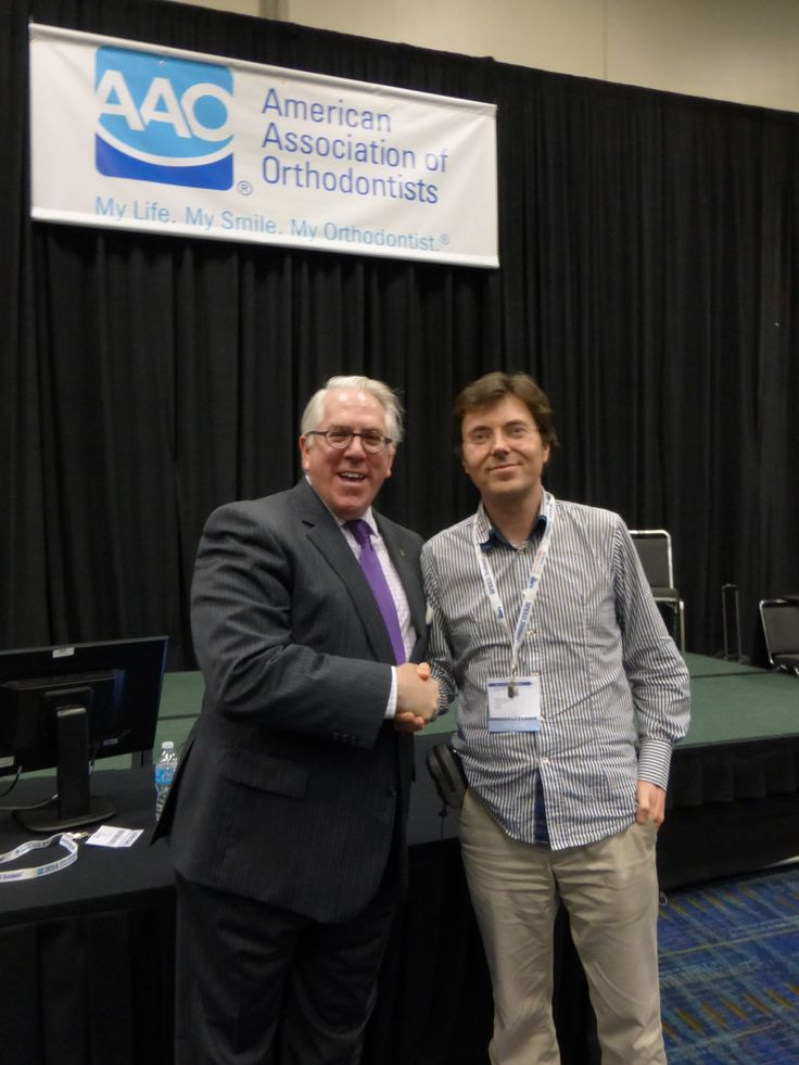 Dr Murray from Swords Orthodontics meets the man behind Ritz Carlton to learn about the highest standards of customer service at AAO 2014.