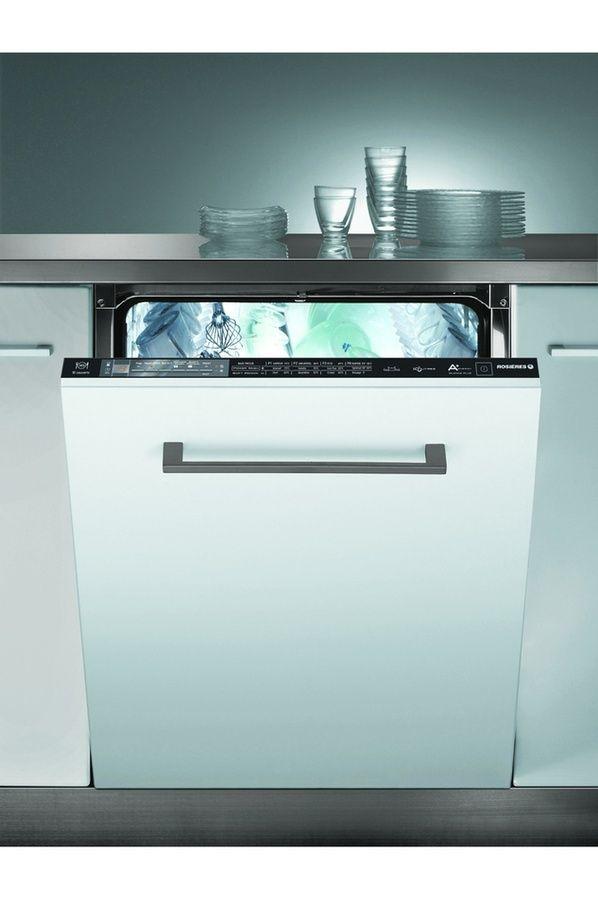 Washing in dishwasher Rosieres RDF7644 FULL