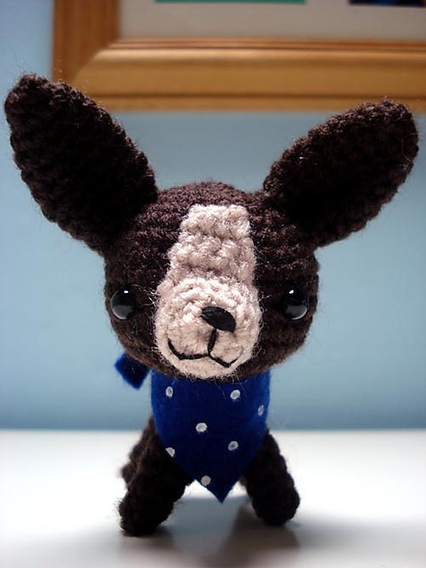 68 Best Chihuahuas Images On Pinterest Crochet Animals