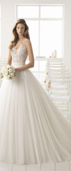 41 best Aire Barcelona Brautkleider Hochzeitskleider images on ...