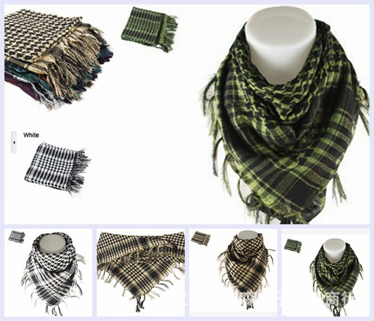 Best 25+ Military scarf ideas on Pinterest | Shemagh scarf ...
