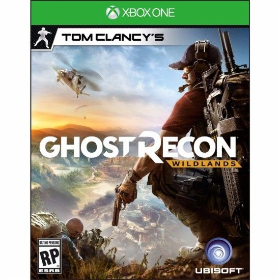 Tom Clancy's Ghost Recon Wildlands - Xbox One - Front Zoom