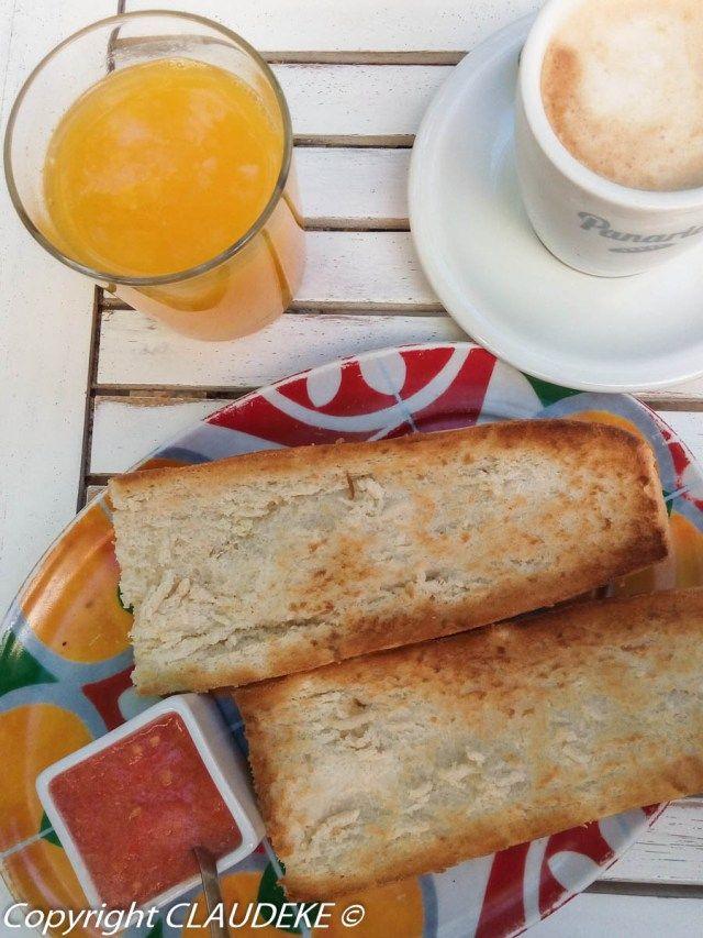 Spanish breakfast @ Panaria © CLAUDEKE www.claudeke.com