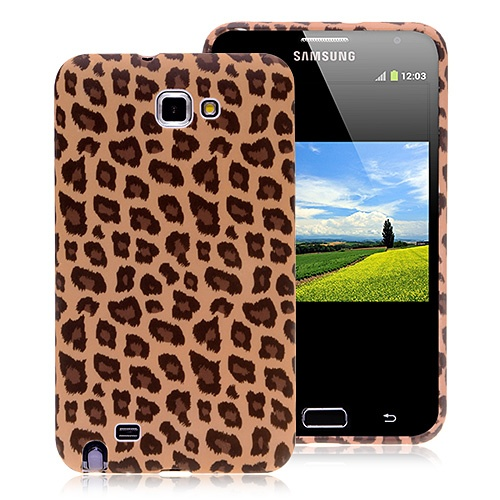 Galaxy leopard skin leather case $3.49#samsung #galaxy #cases #back #covers #awesome #cheap #free #shipping #fashion #phone #accessories