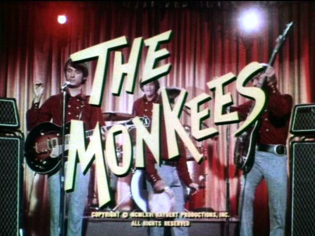 monkees show | Moderno Mundo - It's a MOD, MOD world!: The Monkees TV Series 1966-68