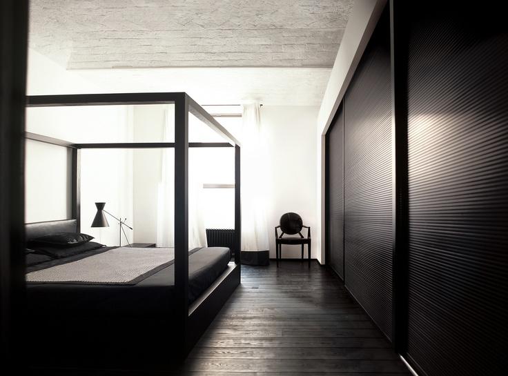 Black House - Bedroom