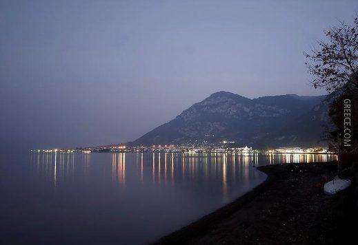 Kamena Vourla,Central Greece