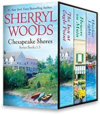 Complete order of Sherryl Woods books in Publication Order and Chronological Order.