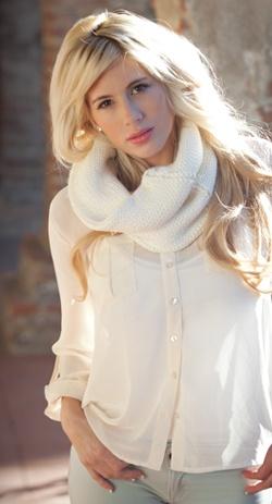 Shayne Lamas - This woman makes me want to be a blonde <3