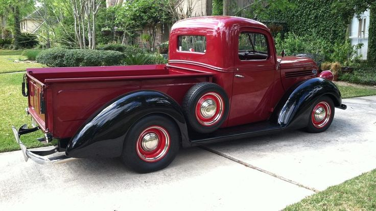1938 ford pickup s286 houston 2013 with images