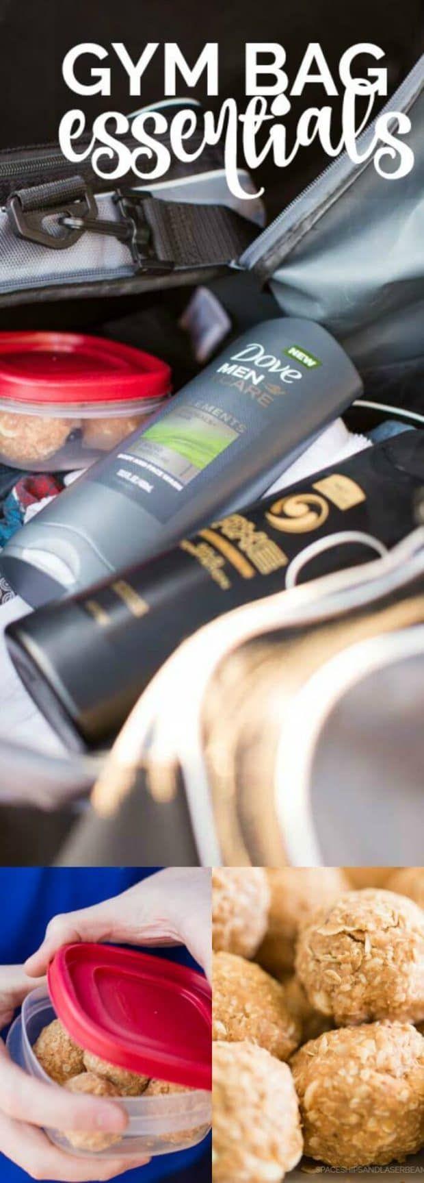 Gym Bag Essentials via @spaceshipslb #SlamDunkStyling #Publix #ad