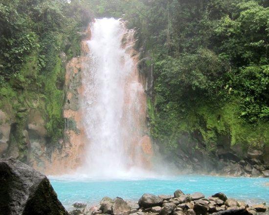 Foldaway Tote - Waterfall by VIDA VIDA G8zgn7T