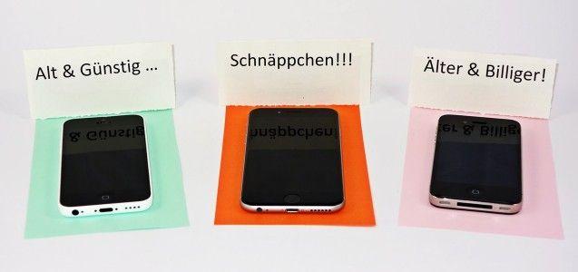 Endlich: Das alte iPhone ist da – gebraucht & günstig!   Utopia.de
