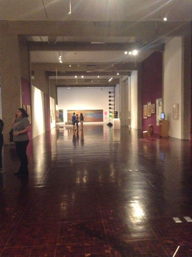 Galería de Arte Nacional (GAN), Caracas.
