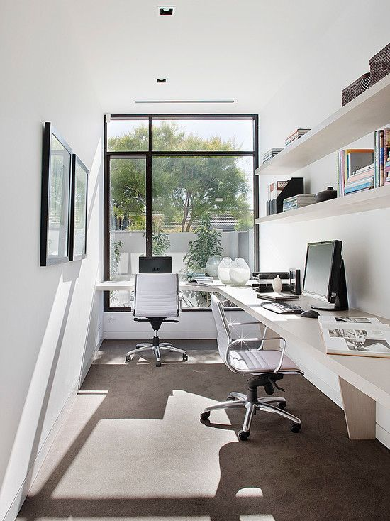 Contemporary Home Office Design best 25+ contemporary home offices ideas on pinterest