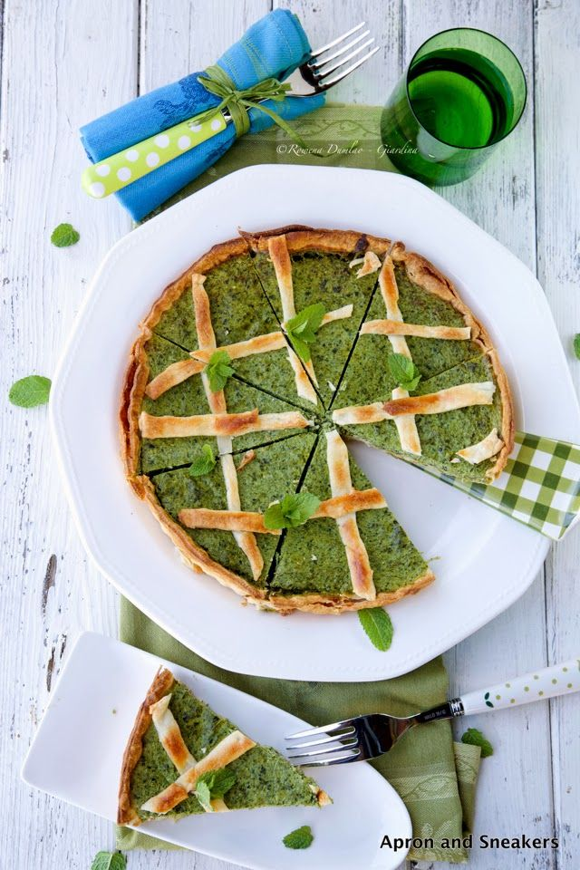 Apron and Sneakers - Cooking & Traveling in Italy and Beyond: Kale and Ricotta Quiche