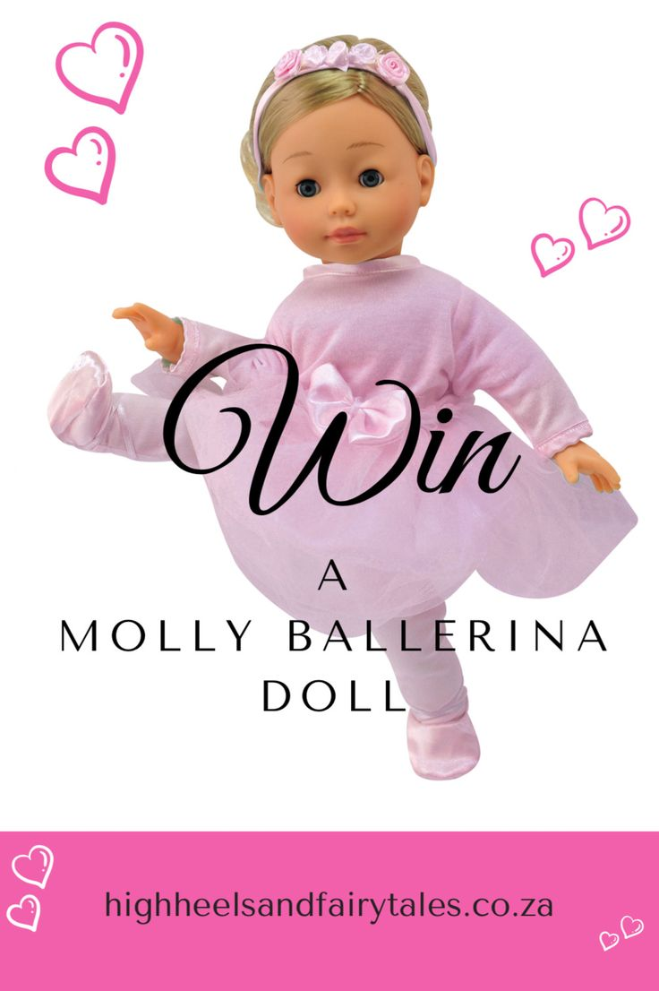 Molly Ballerina Giveaway #MollyBallerina #kidstoys #mombloggers