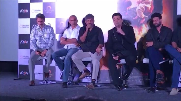 Baahubali 2 Press Conference - How much did #Baahubali cost to make ?