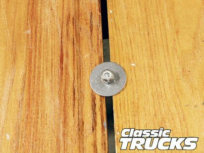 Read all about the wood truck bed installation kit we installed on our Ford F-1 project car. Only at www.classictrucks.com, the official site for Classic Trucks Magazine.